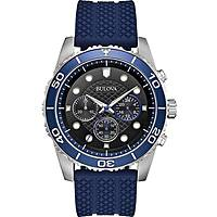 montre chronographe homme Bulova Sport 98A190