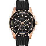 montre chronographe homme Bulova Sport 98A192