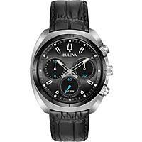 montre chronographe homme Bulova Sport Curv 98A155