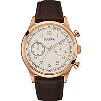 montre chronographe homme Bulova Vintage 97B148