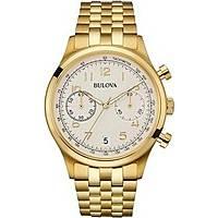 montre chronographe homme Bulova Vintage 97B149