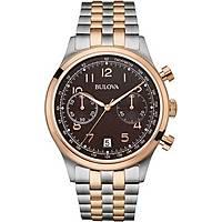 montre chronographe homme Bulova Vintage 98B248