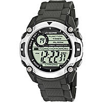 montre chronographe homme Calypso Digital For Man K5577/1