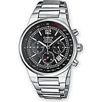 montre chronographe homme Casio EDIFICE EF-500D-1AVEF
