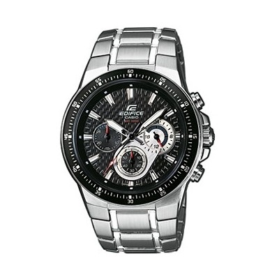montre chronographe homme Casio EDIFICE EF-552D-1AVEF