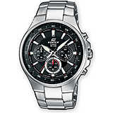 montre chronographe homme Casio EDIFICE EF-562D-1AVEF