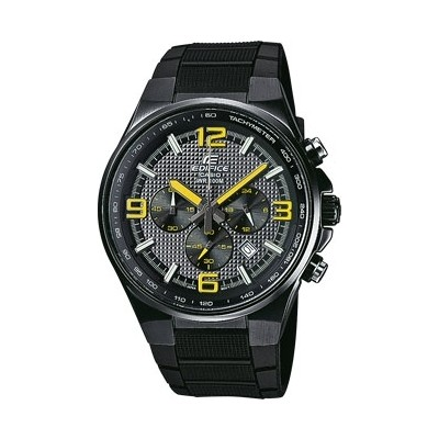 montre chronographe homme Casio EDIFICE EFR-515PB-1A9VEF