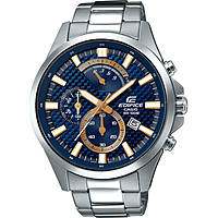 montre chronographe homme Casio Edifice EFV-530D-2AVUEF