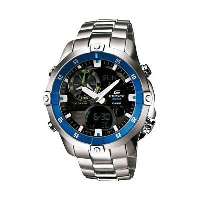 montre chronographe homme Casio EDIFICE EMA-100D-1A2VEF