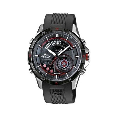 montre chronographe homme Casio EDIFICE ERA-200B-1AVER