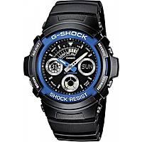montre chronographe homme Casio G-Shock AW-591-2AER