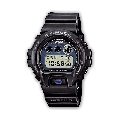 montre chronographe homme Casio G-SHOCK DW-6900E-1ER