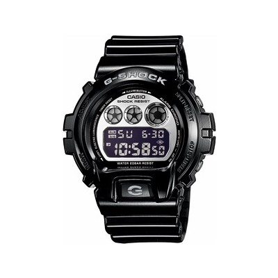montre chronographe homme Casio G-SHOCK DW-6900NB-1ER