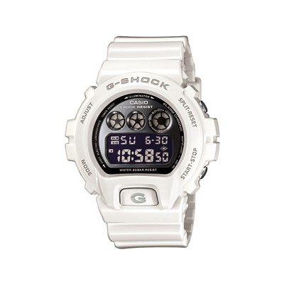 montre chronographe homme Casio G-SHOCK DW-6900NB-7ER