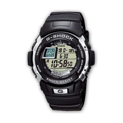 montre chronographe homme Casio G-SHOCK G-7700-1ER