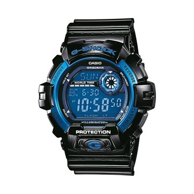 montre chronographe homme Casio G-SHOCK G-8900A-1ER