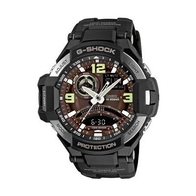 montre chronographe homme Casio G-SHOCK GA-1000-1BER