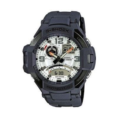 montre chronographe homme Casio G-SHOCK GA-1000-2AER
