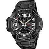 montre chronographe homme Casio G-SHOCK GA-1000FC-1AER
