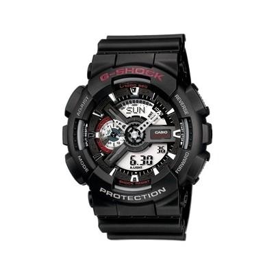 montre chronographe homme Casio G-Shock GA-110-1AER
