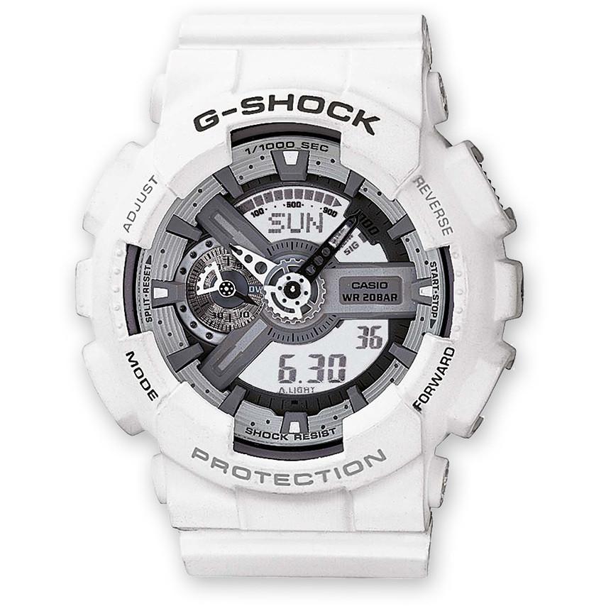 montre chronographe homme Casio G-SHOCK GA-110C-7AER