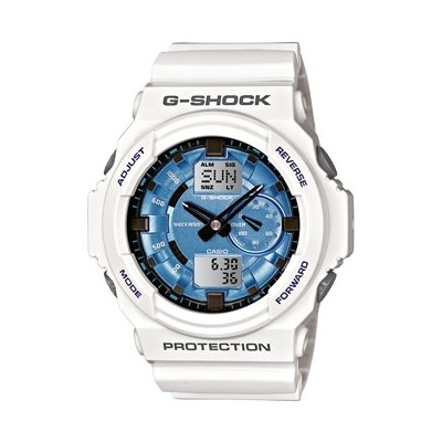 montre chronographe homme Casio G-SHOCK GA-150MF-7AER