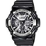 montre chronographe homme Casio G-SHOCK GA-200BW-1AER