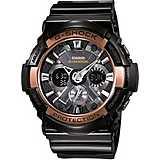 montre chronographe homme Casio G-SHOCK GA-200RG-1AER