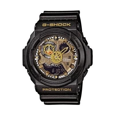 montre chronographe homme Casio G-SHOCK GA-300A-1AER