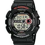 montre chronographe homme Casio G-SHOCK GD-100-1AER