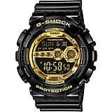 montre chronographe homme Casio G-SHOCK GD-100GB-1ER