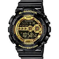 montre chronographe homme Casio G-SHOCK GD-100GB-1ER