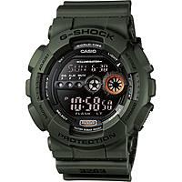 montre chronographe homme Casio G-SHOCK GD-100MS-3ER