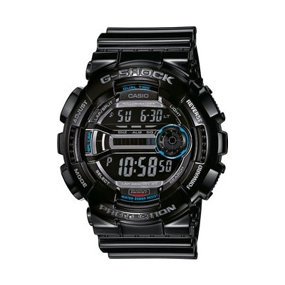 montre chronographe homme Casio G-SHOCK GD-110-1ER