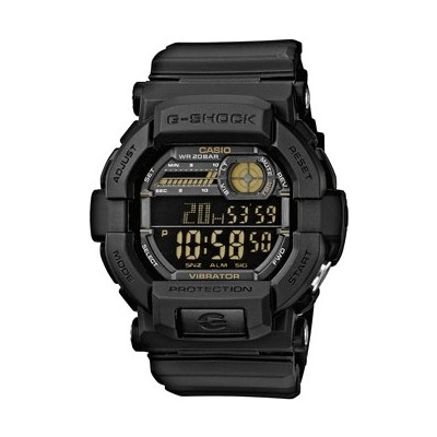 montre chronographe homme Casio G-SHOCK GD-350-1BER