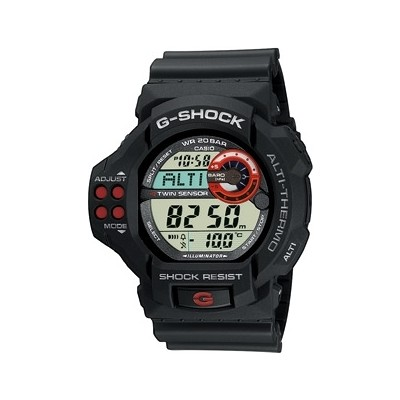 montre chronographe homme Casio G-SHOCK GDF-100-1AER