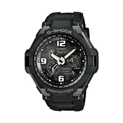 montre chronographe homme Casio G-SHOCK GW-4000A-1AER