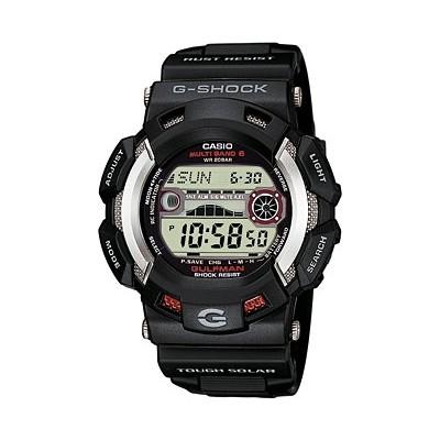 montre chronographe homme Casio G-SHOCK GW-9110-1ER