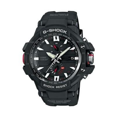 montre chronographe homme Casio G-SHOCK GW-A1000-1AER