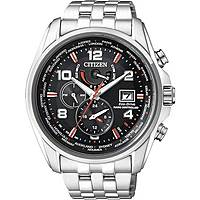 montre chronographe homme Citizen AT9030-55F