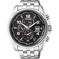montre chronographe homme Citizen AT9030-55F
