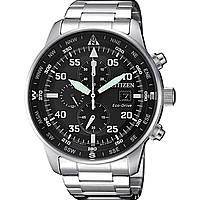 montre chronographe homme Citizen Aviator CA0690-88E