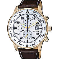 montre chronographe homme Citizen Aviator CA0693-12A