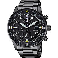montre chronographe homme Citizen Aviator CA0695-84E