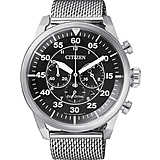 montre chronographe homme Citizen CA4210-59E