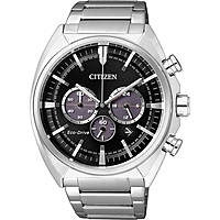 montre chronographe homme Citizen CA4280-53E