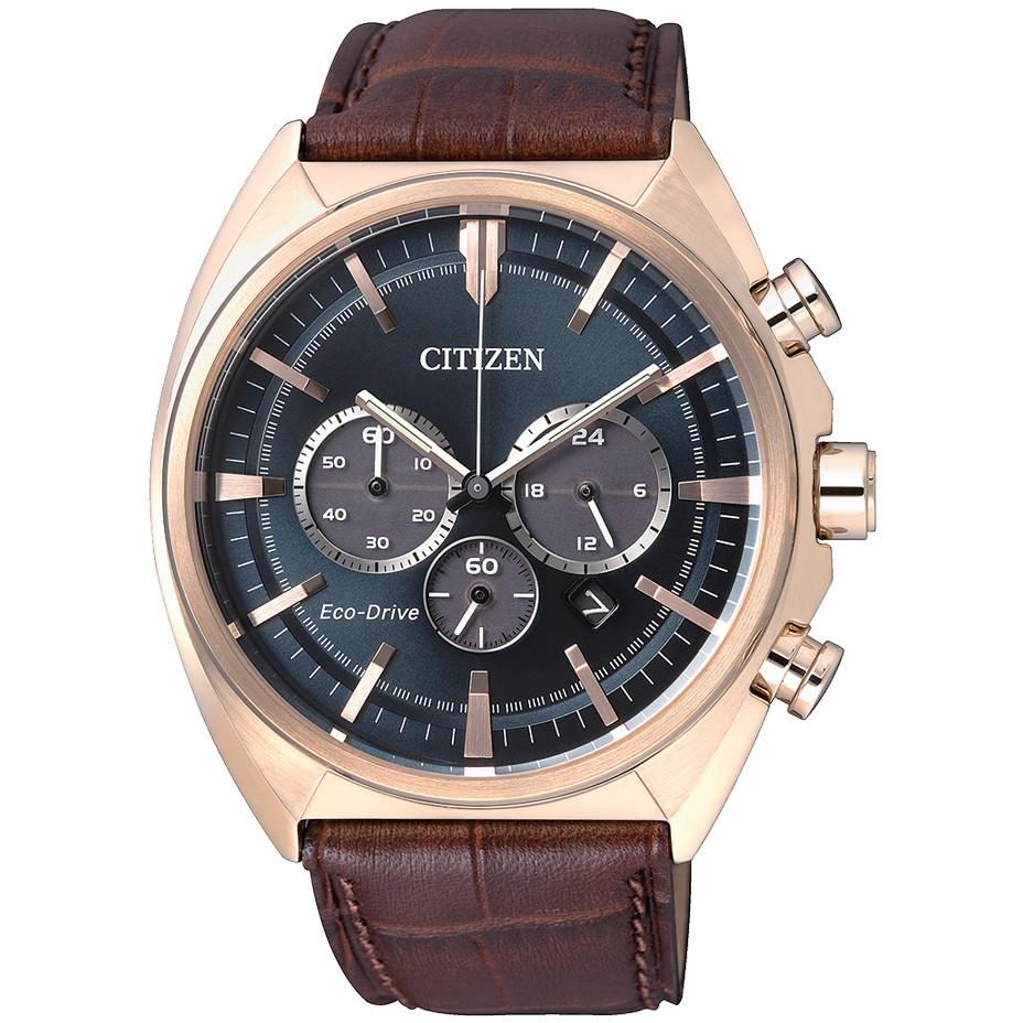 montre chronographe homme Citizen CA4283-04L