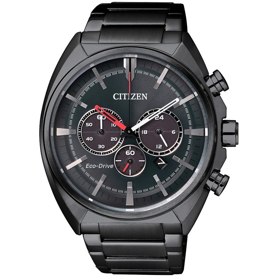 montre chronographe homme Citizen CA4285-50H