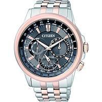 montre chronographe homme Citizen Calendrier BU2026-65H
