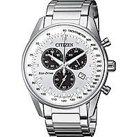 montre chronographe homme Citizen Chrono AT2390-82A